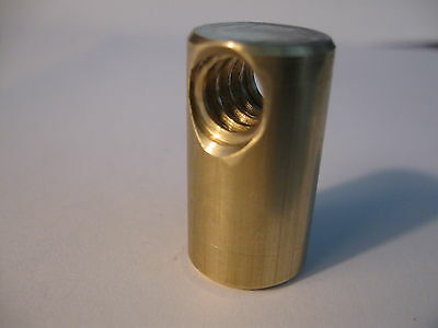 South Bend Lathe 9 Light 10 Compound Rest Feed Nut Pt95nk1