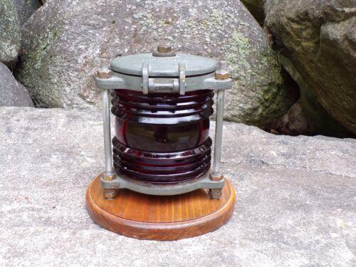 Vintage Marine Bronze Boat Navigation Pier Light Nautical Decor Great Dock Light