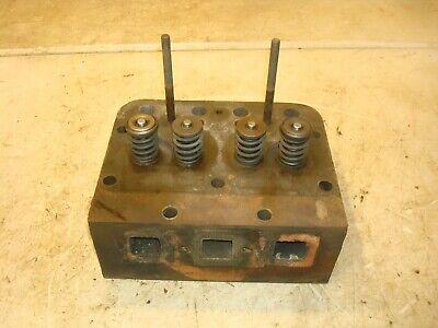 1962 Minneapolis Moline Mm Jet Star Tractor Cylinder Head