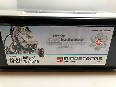 Lego Mindstorms EV3 Core Set 45544 Great condition.  Complete. Build your robot.