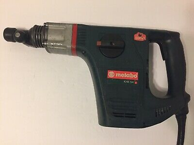 Metabo Khe 54 Hammer Drill 1 916 Works Great Tool And One Hammer Bit