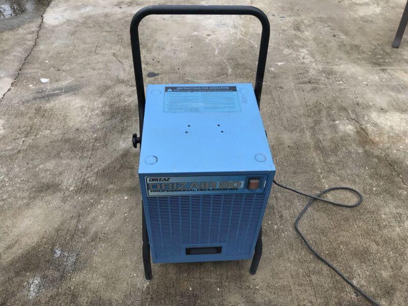 Drieaz Drizair 80 Professional Dehumidifier