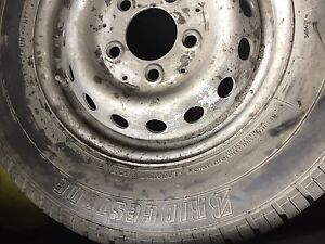 Light truck tyre Craigieburn Hume Area Preview