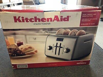 KitchenAid KMT422CU- 4-Slice Toaster