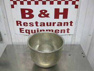 Hobart 10 Quart Tinned Steel Mixer Bowl
