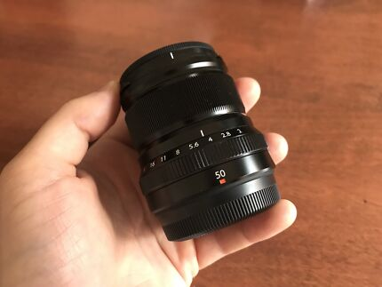 Fujifilm 50mm f2