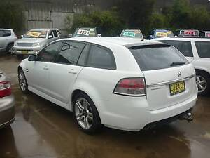 2008 Holden Commodore Wagon VE SV6 AUTO, THIS WEEK SPECIAL Harris Park Parramatta Area Preview