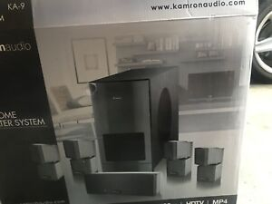 Kamron Audio 5.1 HOME SYSTEM (LOW PRICE‼️)