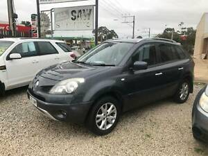 2010 Renault Koleos DYNAMIQUE Automatic SUV Rosewater Port Adelaide Area Preview