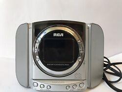 RCA Alarm Clock Radio, CD Player Does Not Play, Digital Display Model RP5640C