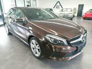 Mercedes-Benz A 220 d Urban Aut. Navi/LED/Teil-Leder/PTS