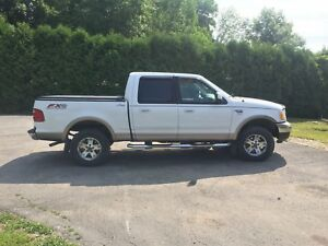 2003 Ford F-150 fx4 supercrew 4*4
