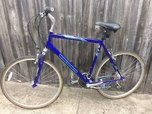 Mongoose Crossway Hybrid Bike