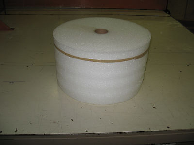 14 Pe Foam Packaging Wrap 12 X 125 Per Roll - Ships Free