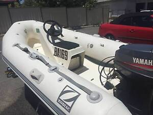 Zodiac RIB Yachtline 3.4M with 25 hp Yamaha outboard Mount Lawley Stirling Area Preview