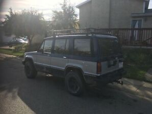 1988 Isuzu trooper 4ze1