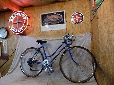 9888d1cf187 1981 SCHWINN VARSITY LADIES 10-SPEED ROAD BICYCLE VINTAGE BREEEZE  CONTINENTAL 80
