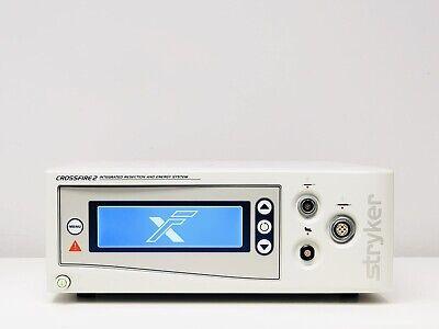 Stryker 475-100-000 Crossfire 2 Integrated Arthroscopy Console