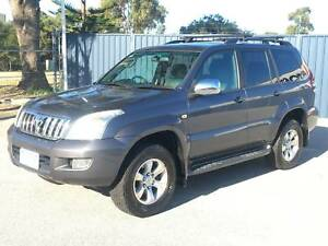 2006 TOYOTA LANDCRUISER PRADO GXL 8 SEATER (MUST SEE THIS ONE)