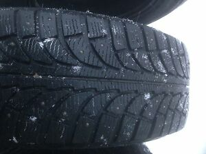 4 studded 245 65 17 winter tires