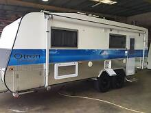 OTRON OFF-ROAD CARAVAN 22 FOOT - AS NEW Tin Can Bay Gympie Area Preview