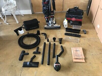 Used, --WILL ACCEPT BEST OFFER-- KIRBY AVALIR G10D w/ COMPLETE SHAMPOO, BAGS AND TOOLS for sale  San Antonio