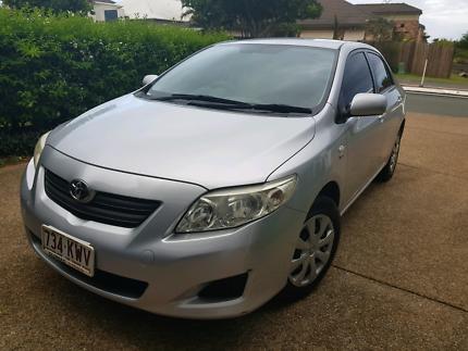 2008 Toyota Corolla Accent Auto
