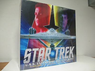 Polar Lights - 949 1/350 Star Trek Enterprise NCC1701A Refit Kit