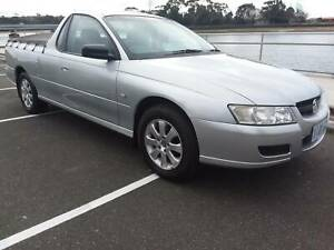 2006 Holden Commodore All Others Manual Ute Ulverstone Central Coast Preview