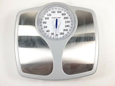 Health O Meter Silver Oversized Dial Scale Pre-owned