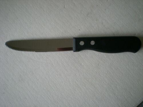 World BEEF BARON STEAK KNIFE  one Dozen