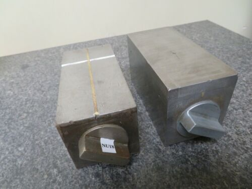 Brown & Sharpe Magnetic Block 760 w/ extra Magnetic Block