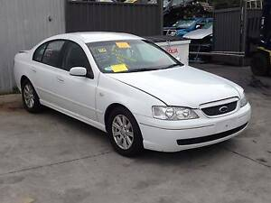 Ford Falcon BA  04  Sedan, 4.0L  Auto.  Now Dismantling Wollongong Wollongong Area Preview
