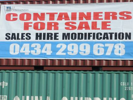 40FT SHIPPING CONTAINERS SALE ON NOW BE QUICK WHILE OFFERS LAST!!