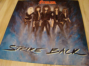 STEELER STRIKE BACK LP VINYL - <span itemprop=availableAtOrFrom>Olesnica Slaska, Polska</span> - STEELER STRIKE BACK LP VINYL - Olesnica Slaska, Polska