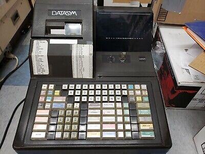 Datasym Series 2000-rt Pos Retail System