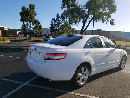 Toyota Camry Touring Vvt-i 2010 Melton Melton Area Preview