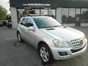 MERCEDES-BENZ ML350 BLUETEC 4MATIC 2010