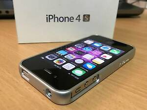 iPhone 4S 64gb, *** PERFECT CONDITION *** with BOX Mill Park Whittlesea Area Preview
