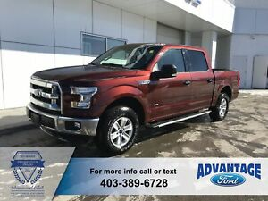 2016 Ford F-150 XLT Trailer Tow - Cruise control