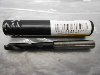 Guhring 9055100066000 Rt100 U Carbide Screw Machine Length Drill