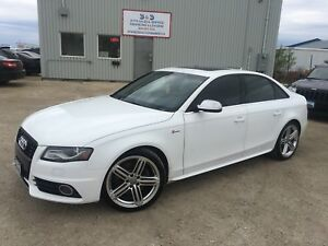 2012 Audi S4 Prestige-SUPERCHARGED-LEATHER-LOADED-ALLOYS