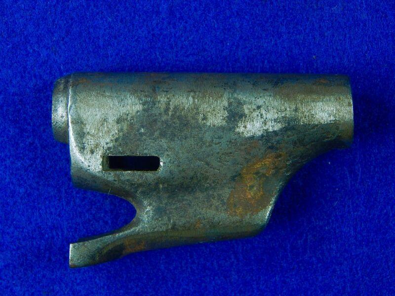 Antique Old 19 Century US Civil War Colt Gun Pistol Revolver Barrel