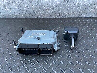✔MERCEDES W216 CL63 S63 ENGINE COMPUTER MODULE ECU DME ECM IGNITION SWITCH OEM
