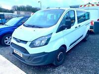 Ford Transit Custom 2.2TDCi (100PS) 9 seats 2013.5MY 310 L2H1 ECO-TECH 2014/14