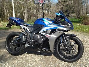 Honda CBR 600RR Open to reasonable offers