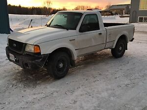 Solid ford ranger sell or trade