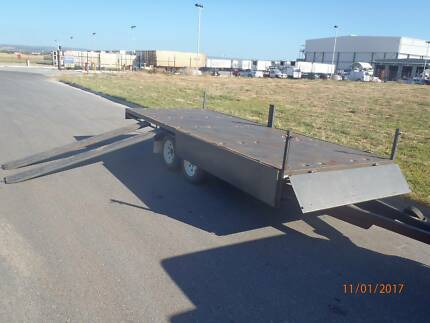 Large flat top flatop flattop tray top traytop flat tray Tandem