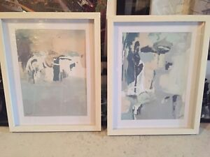 Two Pictures Home Decor