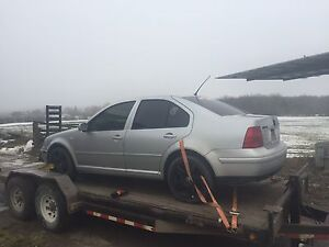 Vw Jetta vr6 2000 parting out